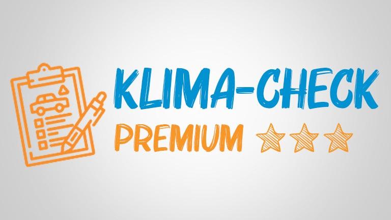 Klima-Check Premium
