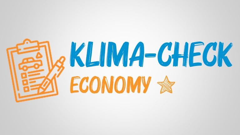 Klima-Check Economy