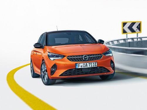 OPEL Corsa-e Edition, Automatik, 5-türer