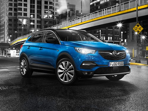 OPEL Grandland X 1.2 Edition, Direct Injection Turbo, 6-Gang Schaltgetriebe