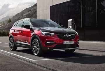 Opel Grandland Plug-in-Hybrid