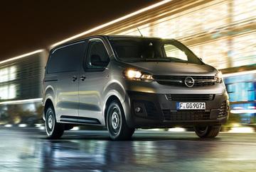 Opel Vivaro Bus (8-/9-Sitzer)